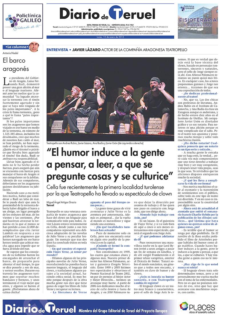 Recorte Diario Teruel
